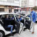 Los taxis de Santander vuelven a funcionar al 50% desde este lunes