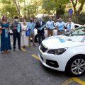 Apymeal y Radio Taxi Algeciras organizan una campaña para fomentar el comercio tradicional