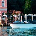 Un taxi híbrido de lujo para desplazarse por Venecia