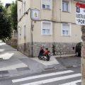 Encuentran en Gijón el taxi robado a una taxista ayer en Llanera