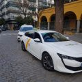 El Instituto del Taxi reduce la flota al 50% en julio