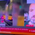 """Jaime Sau: """"Pedimos protección para nuestros usuarios y para los propios taxistas"""""""