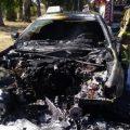 """Arde el taxi Maserati de Sevilla y su dueño está """"hundido"""""""