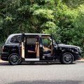 El nuevo taxi eléctrico londinense se convierte en un vehículo de lujo