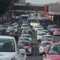 México desplegará a más de mil policías por movilización de taxistas
