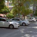El Ayuntamiento de Langreo reduce al 75% la flota de taxis en las calles ante la caída de trabajo