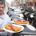 """El taxista que trasladó al Rey del Cachopo relata que la maleta """"pesaba una barbaridad"""""""